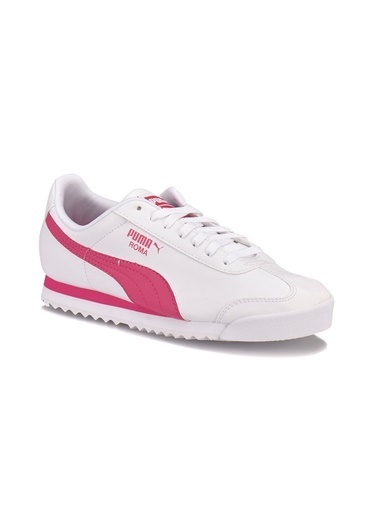 Puma Kız Çocuk Beyaz  Sneakers 100185220-0005 Beyaz